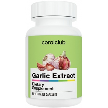 Garlic Extract (90 kapsulas)
